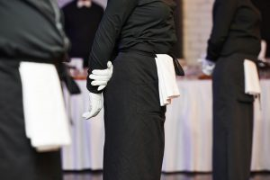The Importance of Dress Code for Caterers